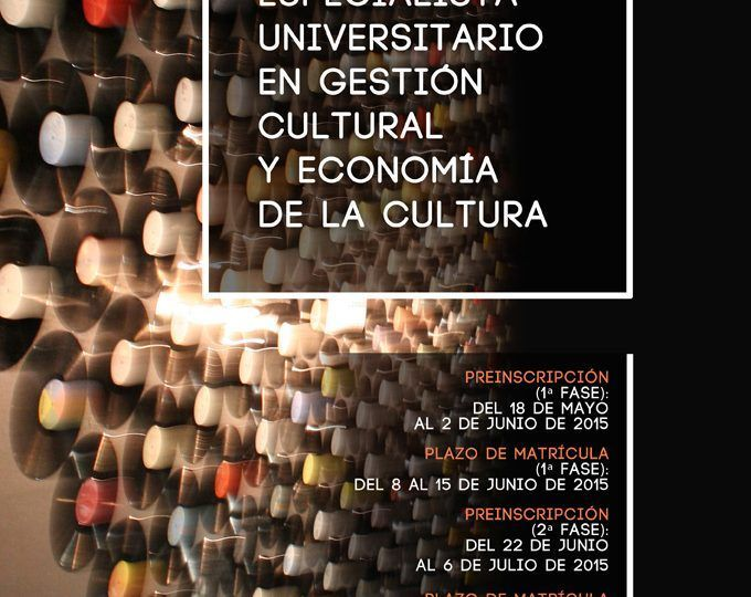 Curos, talleres, clases magistrales